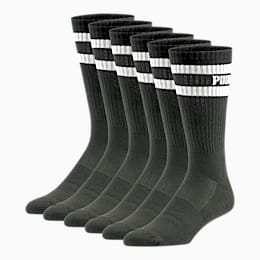Calcetines deportivos para hombre [paquete de 6]